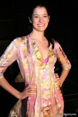 catherine gray in Juliette Longuet Fashion show at Soho House - Sneak Peek