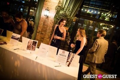 catherine lowell in Young Patrons of Lincoln Center Annual Fall Gala
