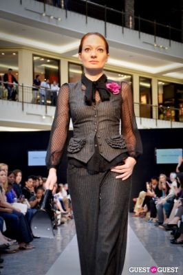 catherine pitcher in ALL ACCESS: FASHION Fashion Day