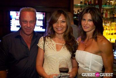 eric levine in Tallarico Vodka hosts Scarpetta Happy Hour at The Montage Beverly Hills
