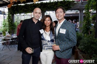 cecilia pagkalinawan in Business Insider IGNITION Summer Party