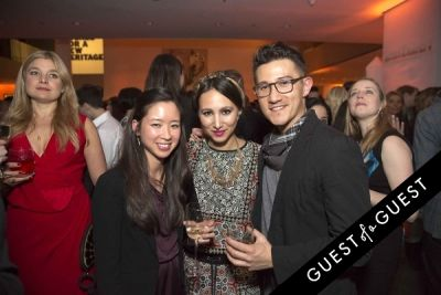 kristina lopez in MoMa Amory Party