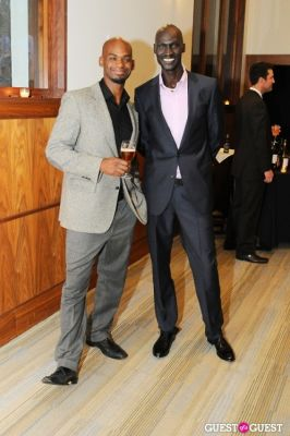 ger duany in Princeton in Africa Gala Dinner