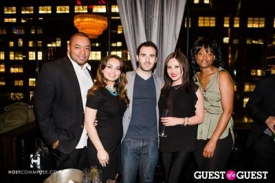 kimberly fisher in Host Committee Presents: Gogobot's Jetsetter Kickoff Benefitting Charity:Water