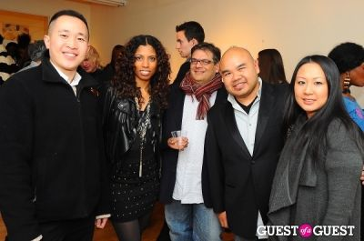 chané scala in PAMPERED ROYALE BY MALIK SO CHIC Fall 2011 Handbag Launch