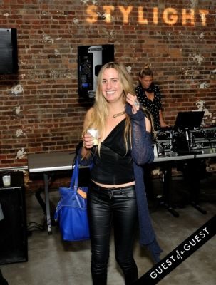 chanler murphy in Stylight U.S. launch event