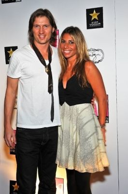 danielle thur in Micah Jesse Relanch at Star Lounge