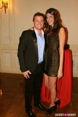 charles paret in American Heart Association's Annual PULSE Gala
