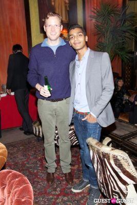 gautam balasundar in 2012 NYC Innovators Guest List Party Sponsored by Heineken