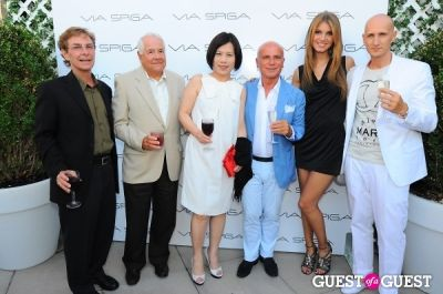 sonny shar in VIA SPIGA 25TH ANNIVERSARY EVENT/PARTY