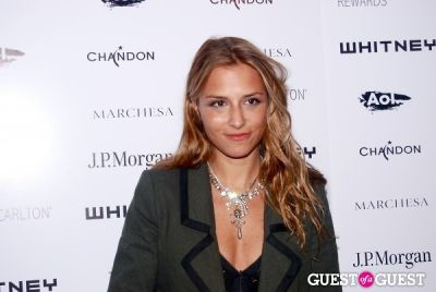 charlotte ronson in Whitney 2011 Studio Party