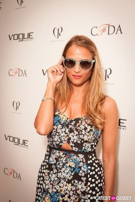 charlotte ronson in 2014 Vogue Eyewear/CFDA Design Series Featuring Charlotte Ronson