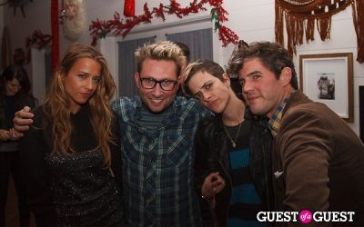 samantha ronson in I Heart Ronson For jcpenney Holiday Party