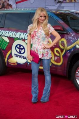 charlotte ross in Premiere Of Disney's