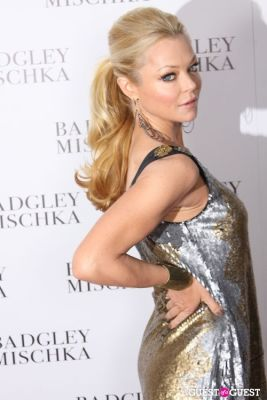 charlotte ross in Badgley Mischka