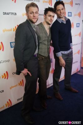 chas coleman in GLAAD Amplifier Awards