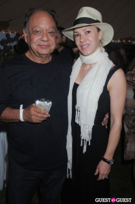 cheech marin in Hamptons Magazine Clambake