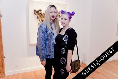 jenny teng in ART Now: PeterGronquis The Great Escape opening