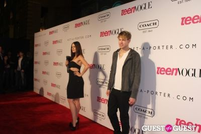 chelsea hobbs in 9th Annual Teen Vogue 'Young Hollywood' Party Sponsored by Coach (At Paramount Studios New York City Street Back Lot)