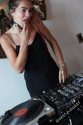 chelsea leyland in Guest of a Guest & Cointreau's NYC Summer Soiree At The Ludlow Penthouse Part I