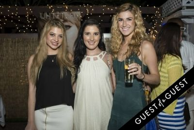 cherie grimm in The Untitled Magazine Hamptons Summer Party Hosted By Indira Cesarine & Phillip Bloch