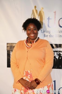 cherry davis in TLC Bags to Riches Event