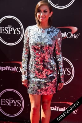 cheryl burke in The 2014 ESPYS at the Nokia Theatre L.A. LIVE - Red Carpet