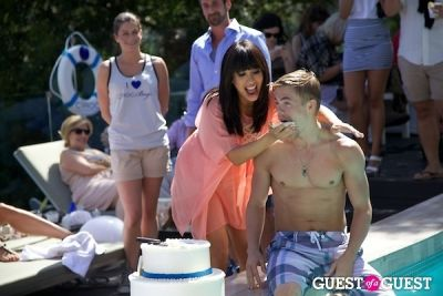 cheryl burke in Ciroc Pool Party Celebrating The Birthdays Of Cheryl Burke and Derek Hough