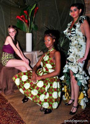 chiamaka nwaizu in Sewing Hope Show