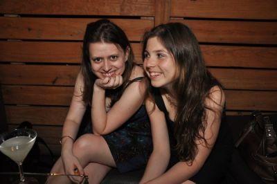 chiara atik in The Summit Bar, Friday Night