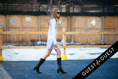 chiara ferragni in NYFW Street Style Day 7