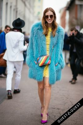 chiara ferragni in Milan Fashion Week PT 2