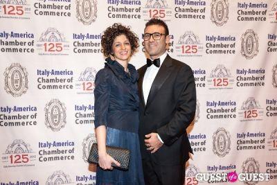 chiara matrolco in Italy America CC 125th Anniversary Gala
