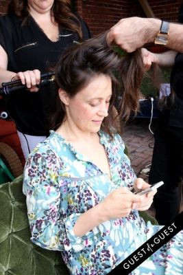 chiara de-rege in Guest of a Guest's You Should Know: Behind the Scenes