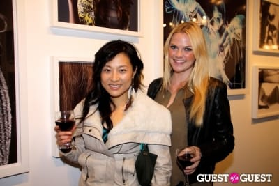 dana waldie in Private View of Leica's 'S Mag - The Rankin Issue'