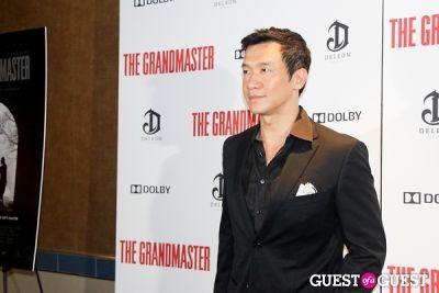 chin han in The Grandmaster NY Premiere