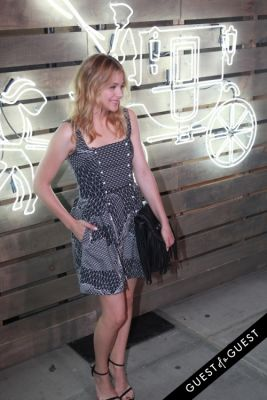 chloe grace-moretz in Coach Presents 2014 Summer Party on the High Line