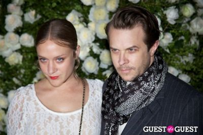 chloe sevigny in Chanel Tribeca Film Festival Dinner