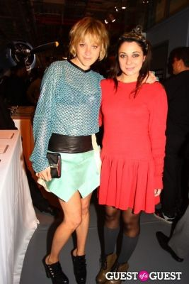 chloe sevigny in Jeffrey Fashion Cares 2012