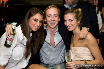 kylie gattinella in Windmill after party at the Jane Hotel