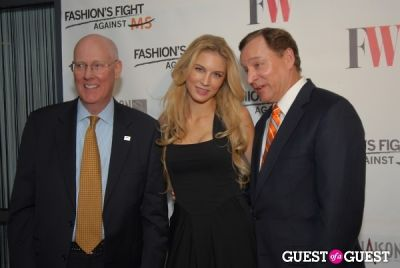 chris broullire in Fashion's Fight Against MS