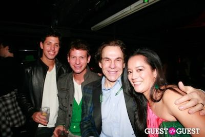 couri hay in Patrick McMullan's Annual St. Patrick's Day Party @ Pacha