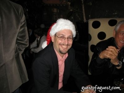 chris confessore in Guest of a Guest Holiday Party