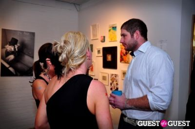 chris cooley in O'Neill Studios 2012 Salon Party