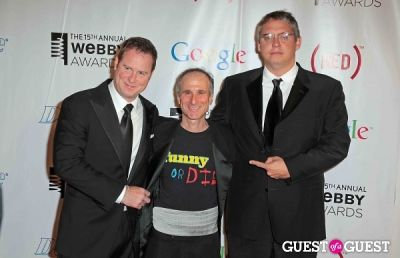 dick glover in The 15th Annual Webby Awards