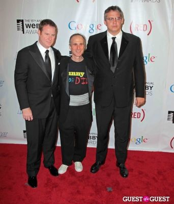 chris henchy in The 15th Annual Webby Awards