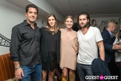 dree hemmingway in H&M and Vogue Between the Shows Party