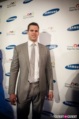 chris humphries in Samsung Hope For Children Gala 2013