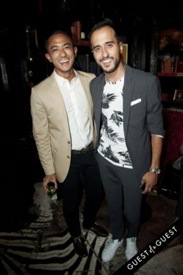moti ankari in To Boot New York Celebrates NYFW: Mens
