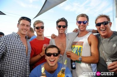 rick pierce in The Sloppy Tuna Summer Olympics Beach Volleyball Tournament